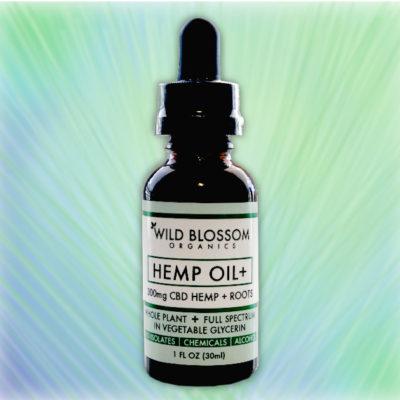 300mg Hemp Oil+